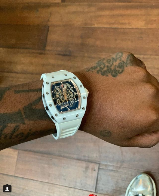 davido-spotted-wearing-a-58-million-naira-richard-mille-rm030-titanium-watch