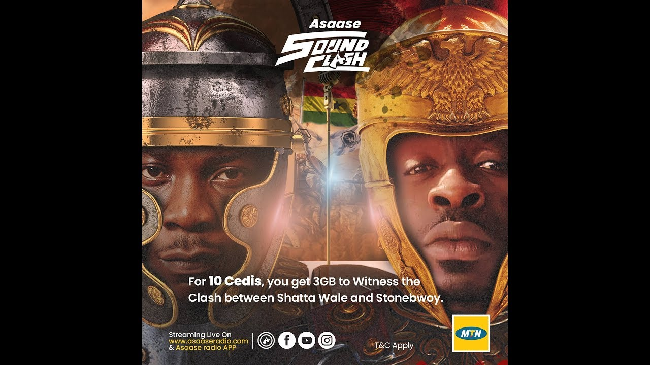 live-streaming-shatta-wale-and-stonebwoy-asaase-sound-clash