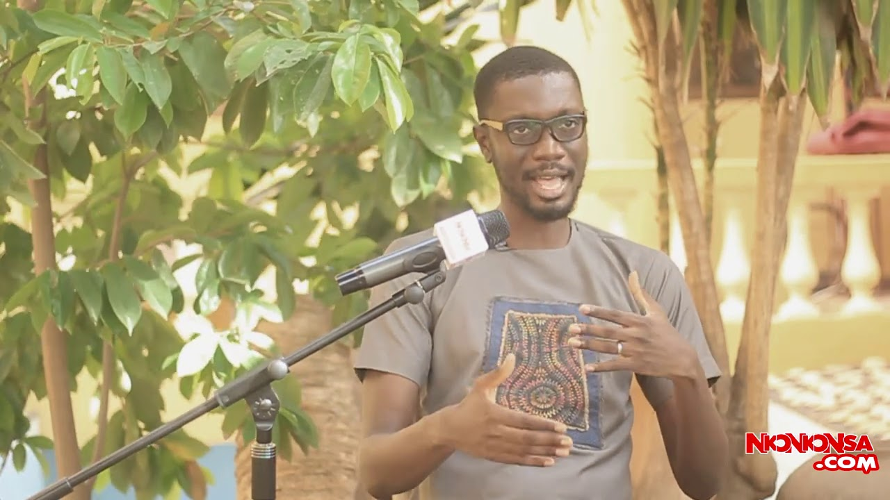 Video: Ameyaw Debrah name Sarkodie as his influential entertainer over Shatta Wale