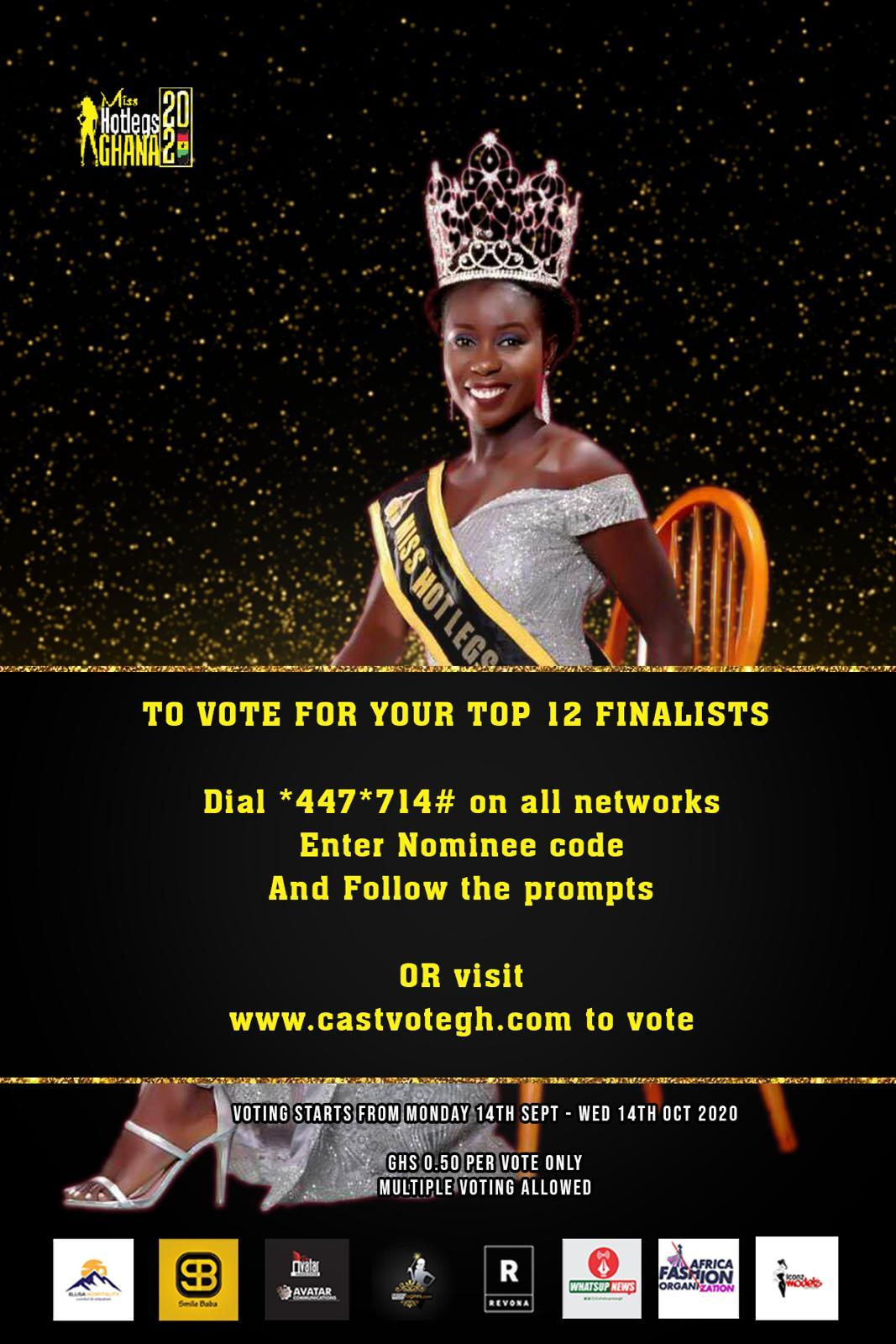 voting-for-the-top-12-finalists-of-miss-hotlegs-ghana-starts-from-monday-september-14-2020